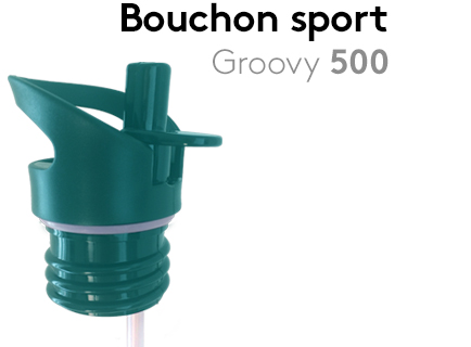 Image                 Bouchon_sport_Sporty 75_Groovy50 +paille_vert