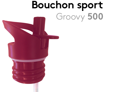 Image                 Bouchon_sport_Sporty 75_Groovy50 +paille_Framboise