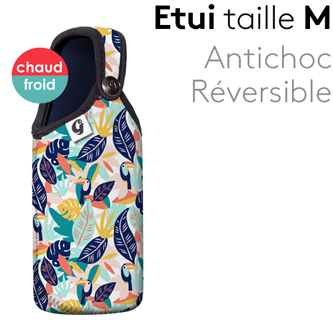 Image                 Etui_taille_M_pour_Daily_Loopy_Sporty500_Toucan